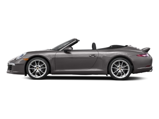 2016 Porsche 911 Pictures 911 Cabriolet 2D GTS H6 photos side view
