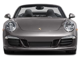 2016 Porsche 911 Pictures 911 Cabriolet 2D GTS H6 photos front view