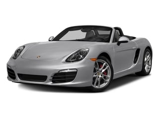 2016 Porsche Boxster Pictures Boxster Roadster 2D GTS H6 photos side front view