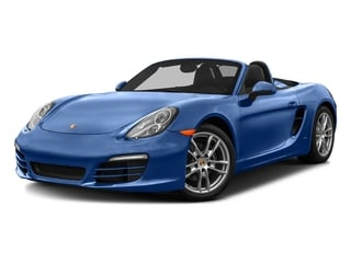2016 Porsche Boxster Pictures Boxster Roadster 2D H6 photos side front view