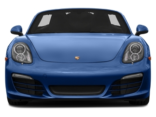 2016 Porsche Boxster Pictures Boxster Roadster 2D H6 photos front view