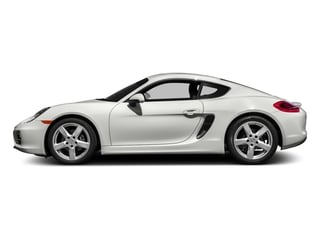 2016 Porsche Cayman Pictures Cayman Coupe 2D H6 photos side view