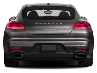 2016 Porsche Panamera Pictures Panamera Hatchback 4D 4 AWD H6 photos rear view