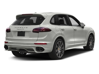 2016 Porsche Cayenne Pictures Cayenne Utility 4D GTS AWD V6 Turbo photos side rear view