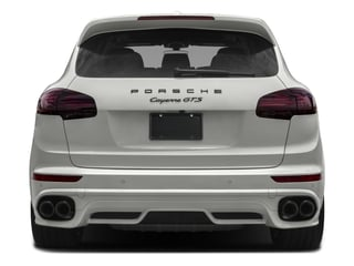 2016 Porsche Cayenne Pictures Cayenne Utility 4D GTS AWD V6 Turbo photos rear view