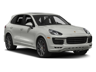 2016 Porsche Cayenne Pictures Cayenne Utility 4D GTS AWD V6 Turbo photos side front view