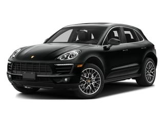2016 Porsche Macan Pictures Macan Utility 4D AWD V6 Turbo photos side front view