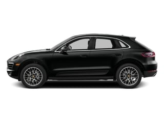 2016 Porsche Macan Pictures Macan Utility 4D AWD V6 Turbo photos side view
