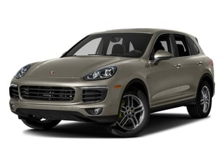 2016 Porsche Cayenne Pictures Cayenne Utility 4D S V6 e-Hybrid AWD photos side front view