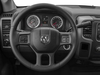 2016 Ram Truck 1500 Pictures 1500 Regular Cab SLT 2WD photos driver's dashboard
