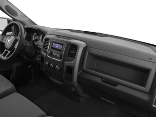 2016 Ram Truck 1500 Pictures 1500 Regular Cab SLT 2WD photos passenger's dashboard