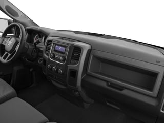 2016 Ram Truck 1500 Pictures 1500 Regular Cab SLT 4WD photos passenger's dashboard