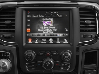 2016 Ram Truck 1500 Pictures 1500 Quad Cab Sport 4WD photos stereo system