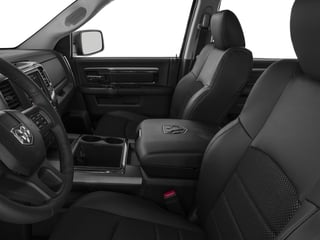 2016 Ram Truck 1500 Pictures 1500 Crew Cab Outdoorsman 4WD photos front seat interior