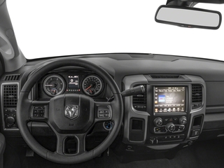 2016 Ram Truck 2500 Pictures 2500 Mega Cab SLT 2WD photos driver's dashboard