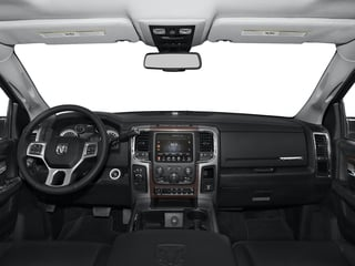 2016 Ram Truck 2500 Pictures 2500 Crew Cab Limited 4WD photos full dashboard
