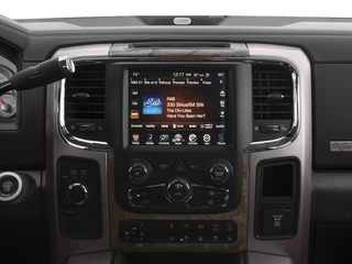 2016 Ram Truck 2500 Pictures 2500 Mega Cab Limited 4WD photos stereo system