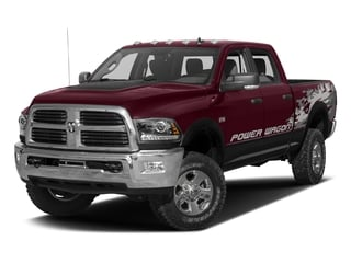 2016 Ram Truck 2500 Pictures 2500 Crew Power Wagon SLT 4WD photos side front view