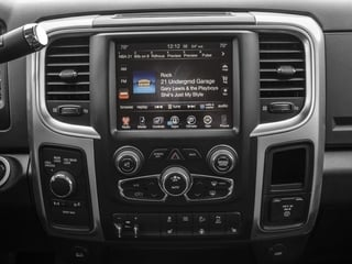 2016 Ram Truck 2500 Pictures 2500 Crew Power Wagon SLT 4WD photos stereo system