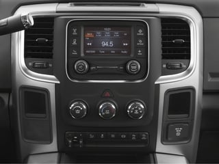 2016 Ram Truck 2500 Pictures 2500 Crew Cab SLT 4WD photos stereo system