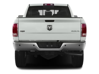 2016 Ram Truck 3500 Pictures 3500 Mega Cab Laramie 2WD photos rear view