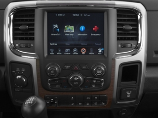 2016 Ram Truck 3500 Pictures 3500 Mega Cab Limited 2WD photos stereo system