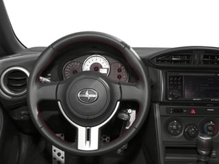 2016 Scion FR-S Pictures FR-S Coupe 2D H4 photos driver's dashboard