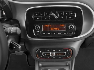 2016 smart fortwo Pictures fortwo Coupe 2D Proxy I3 photos stereo system