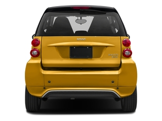 2016 smart fortwo electric drive Pictures fortwo electric drive Coupe 2D Electric photos rear view