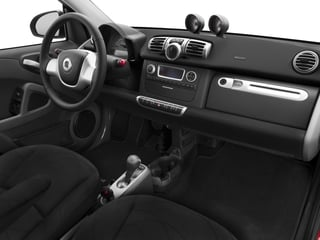 2016 smart fortwo electric drive Pictures fortwo electric drive Coupe 2D Electric photos passenger's dashboard