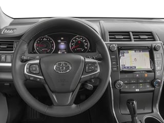 2016 Toyota Camry Pictures Camry Sedan 4D Special Edition I4 photos driver's dashboard