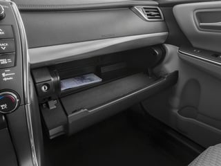 2016 Toyota Camry Pictures Camry Sedan 4D Special Edition I4 photos glove box