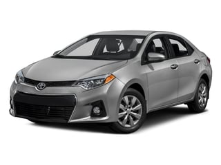 2016 Toyota Corolla Pictures Corolla Sedan 4D Special Edition I4 photos side front view