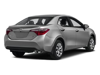 2016 Toyota Corolla Pictures Corolla Sedan 4D Special Edition I4 photos side rear view