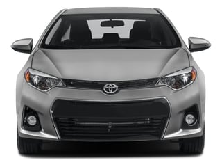 2016 Toyota Corolla Pictures Corolla Sedan 4D Special Edition I4 photos front view