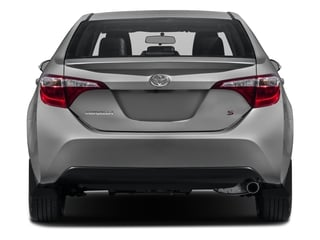 2016 Toyota Corolla Pictures Corolla Sedan 4D Special Edition I4 photos rear view