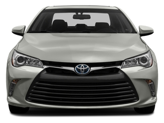 2016 Toyota Camry Hybrid Pictures Camry Hybrid Sedan 4D SE I4 Hybrid photos front view