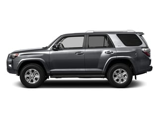 2016 Toyota 4Runner Pictures 4Runner Utility 4D SR5 2WD V6 photos side view