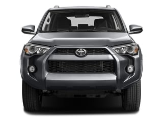 2016 Toyota 4Runner Pictures 4Runner Utility 4D SR5 2WD V6 photos front view