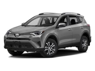 2016 Toyota RAV4 Pictures RAV4 Utility 4D LE 2WD I4 photos side front view