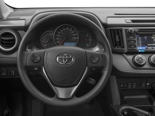 2016 Toyota RAV4 Pictures RAV4 Utility 4D LE 2WD I4 photos driver's dashboard