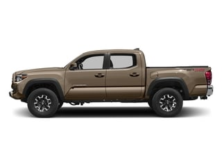2016 Toyota Tacoma Pictures Tacoma TRD Off-Road Crew Cab 2WD V6 photos side view