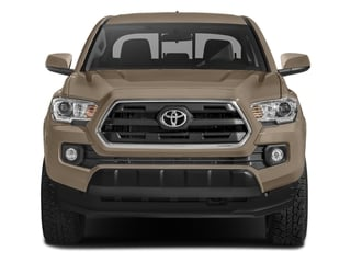 2016 Toyota Tacoma Pictures Tacoma SR5 Crew Cab 4WD V6 photos front view
