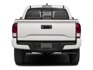 2016 Toyota Tacoma Pictures Tacoma SR Crew Cab 4WD V6 photos rear view