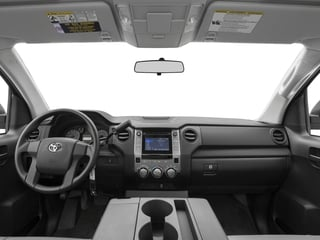 2016 Toyota Tundra 4WD Truck Pictures Tundra 4WD Truck SR 4WD photos full dashboard
