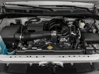 2016 Toyota Tundra 4WD Truck Pictures Tundra 4WD Truck SR 4WD photos engine