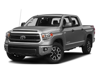 2016 Toyota Tundra 2WD Truck Pictures Tundra 2WD Truck SR5 CrewMax 2WD photos side front view