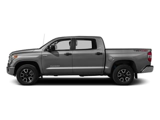 2016 Toyota Tundra 2WD Truck Pictures Tundra 2WD Truck SR5 CrewMax 2WD photos side view