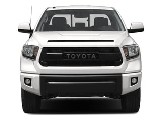 2016 Toyota Tundra 4WD Truck Pictures Tundra 4WD Truck TRD Pro Double Cab 4WD photos front view