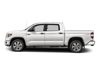 2016 Toyota Tundra 2WD Truck Pictures Tundra 2WD Truck Platinum CrewMax 2WD photos side view